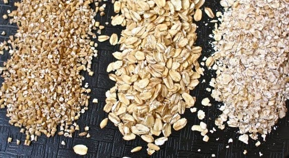 9 Types of Oats #101