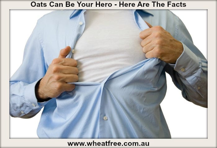 Oats can be your hero – here are the facts