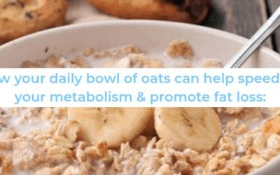 How to Improve Your Metabolism with Oats?