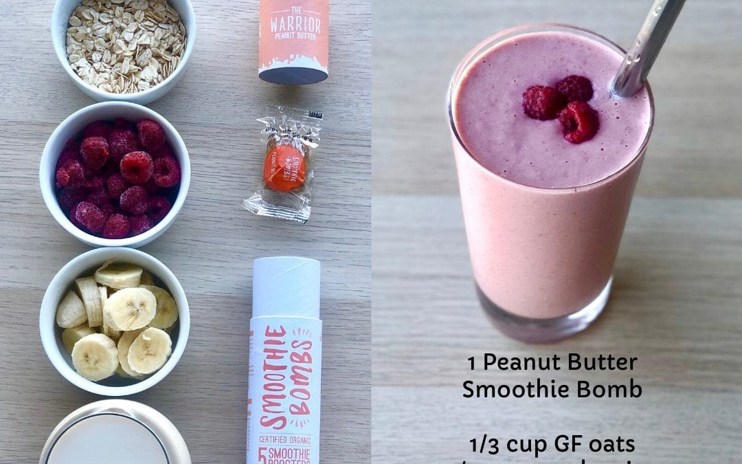 Our top 3 Oat Smoothie Recipes!