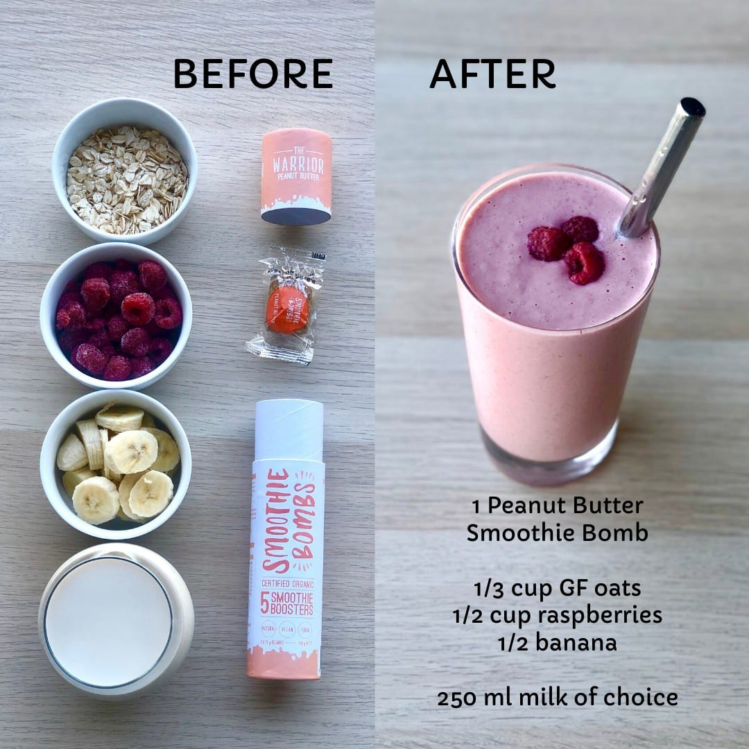 Oat Smoothie Recipes