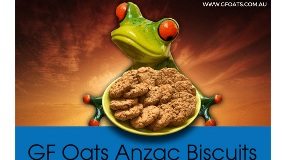 Classic Anzac Biscuit