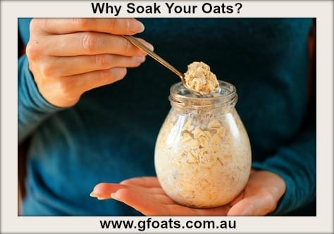 Why Soak your Oats?