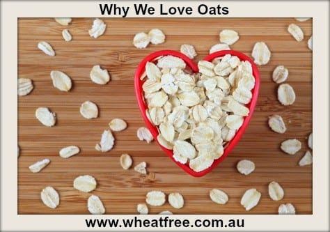 WHY WE LOVE OATS