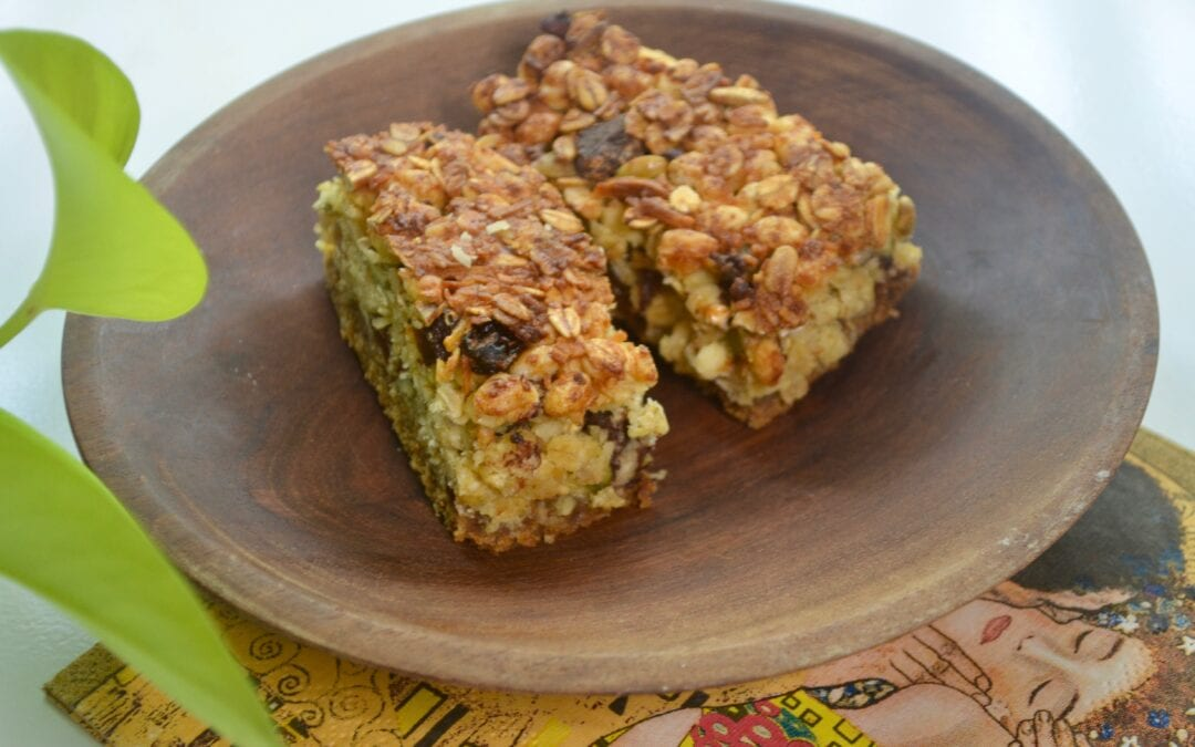 Muesli Lunchbox Slice