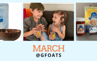 What's on in March at GF Oats