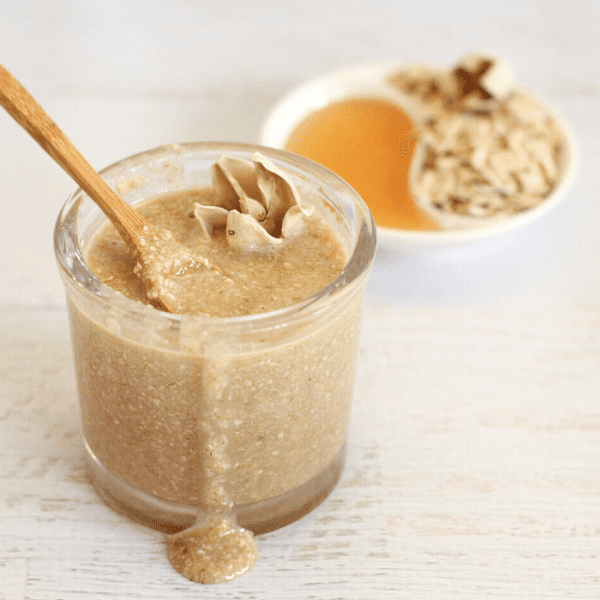 Oat and Honey Hand Scrub