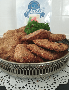 Gloriously Free Crumbed Steaks