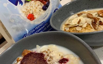 The Best Creamy Porridge